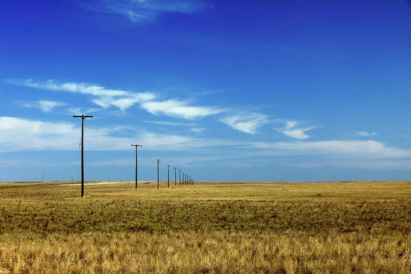 Photograph - Plains Power by Todd Klassy