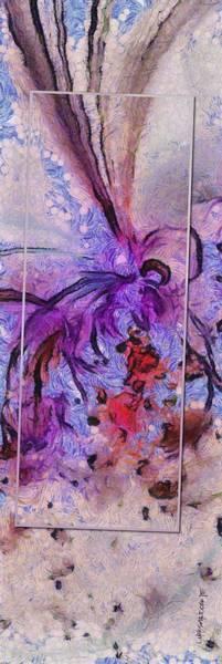 Lurksart Painting - Planaridan Constitution  Id 16097-191634-26062 by S Lurk