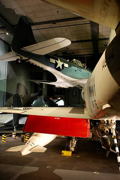 Photograph - Planes Air And Space Museum by Kenny Glover