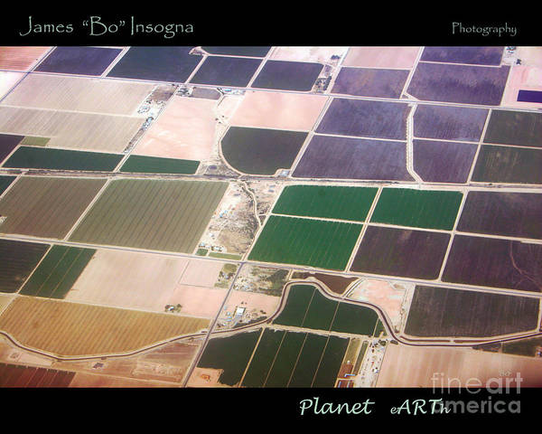 Photograph - Planet Art Number 4 by James BO Insogna