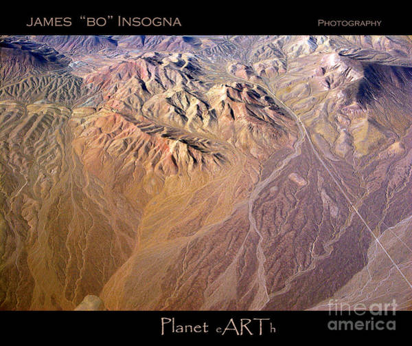 Photograph - Planet Art Number Three by James BO Insogna