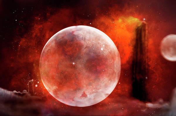 Photograph - Planetary Soul Aadhya by Christina VanGinkel