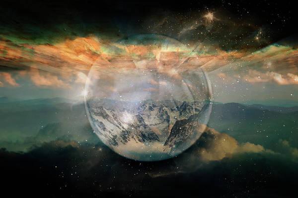Photograph - Planetary Soul Altitude by Christina VanGinkel