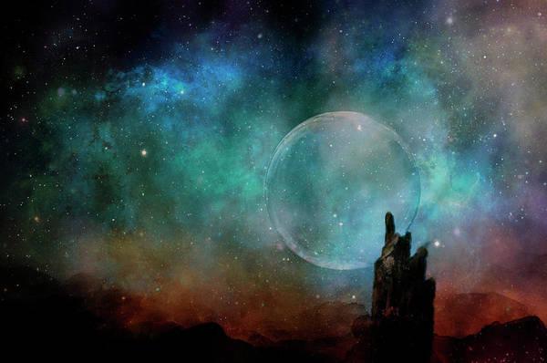 Photograph - Planetary Soul Chava by Christina VanGinkel