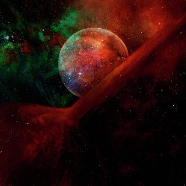Photograph - Planetary Soul Kai by Christina VanGinkel