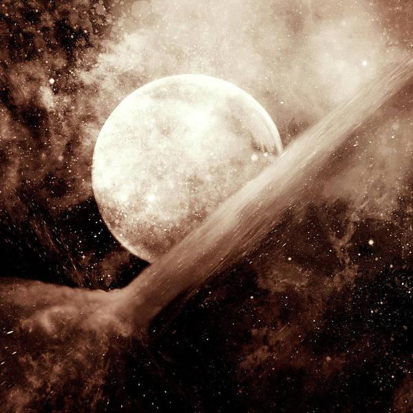 Photograph - Planetary Soul Kai Old Film by Christina VanGinkel