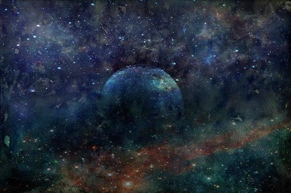 Photograph - Planetary Soul Titus by Christina VanGinkel