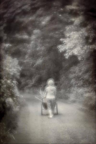Photograph - Planting-sepia by Joye Ardyn Durham