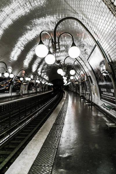 Photograph - Platform by James Billings