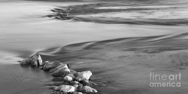 Wall Art - Photograph - Platte River Flowing by Twenty Two North Photography