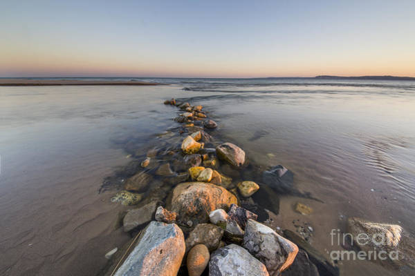 Wall Art - Photograph - Platte River Rocks by Twenty Two North Photography