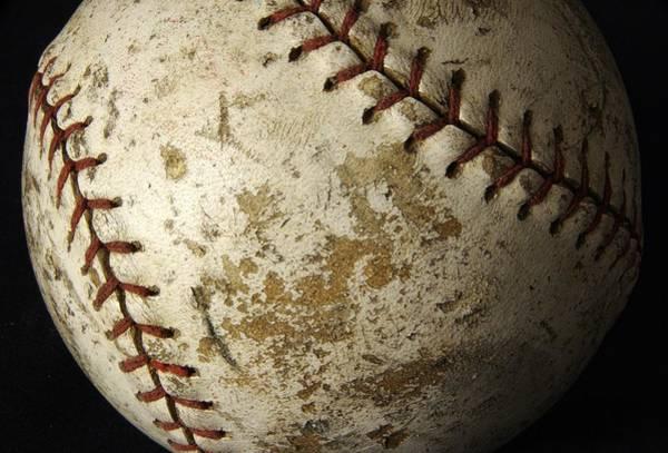Softball Photograph - Play Ball II by Richard Rizzo