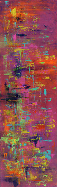 Painting - Play Of Passion by Angela Bushman