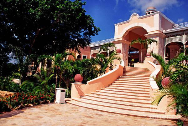 Photograph - Playa Del Carmen Palace by Thomas R Fletcher