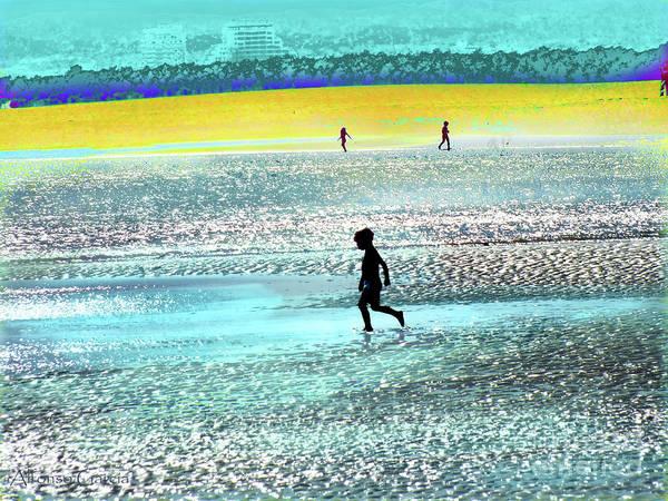 Photograph - Playa En Primavera by Alfonso Garcia