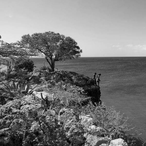 Photograph - Playa Jeremi Curacao by For Ninety One Days