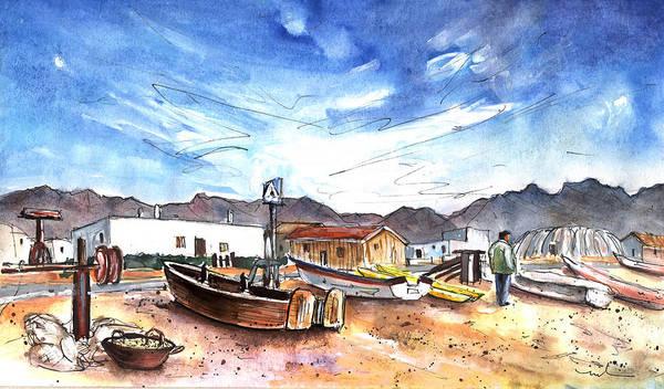 Painting - Playa Las Salinas by Miki De Goodaboom