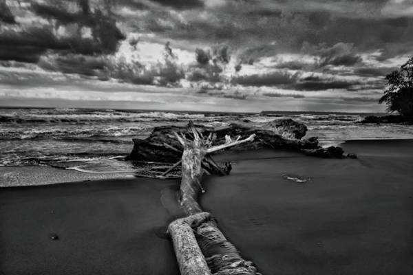 Cahuita Photograph - Playa Negra Storms by Norma Brandsberg