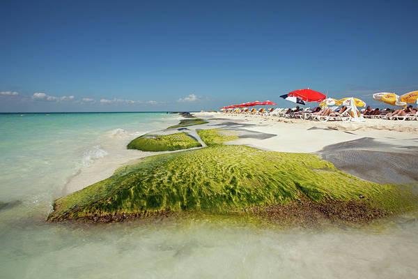 Photograph - Playa Norte, Isla Mujeres by Aivar Mikko