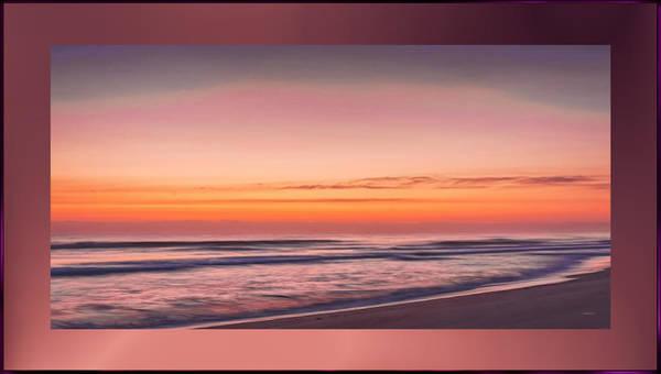 Photograph - Playalinda Sunrise by John M Bailey