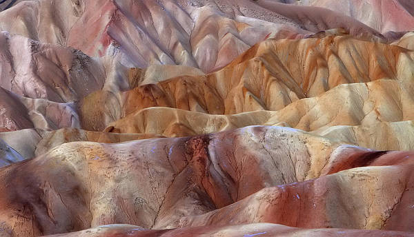 Photograph - Playdough Mountains by David Andersen