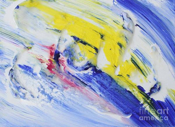 Painting - Playful by Sarahleah Hankes