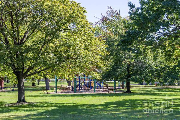 Photograph - Playground by William Norton