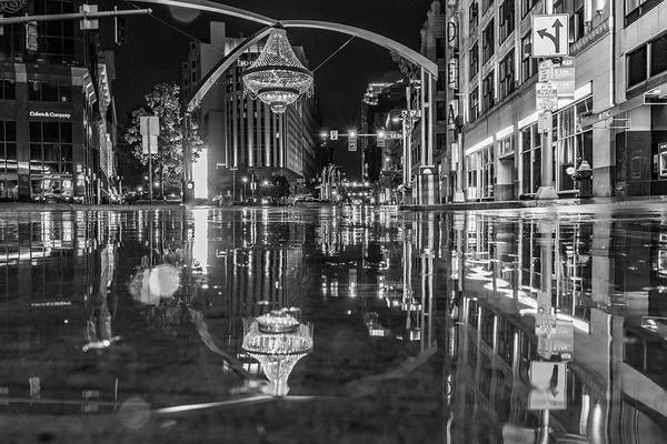 Playhouse Photograph - Playhouse Square by Mike Vielhaber