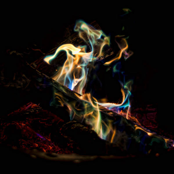 Photograph - Playing With Fire I by Heather Applegate