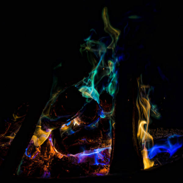 Photograph - Playing With Fire Iv by Heather Applegate