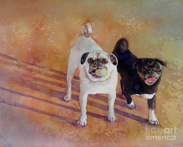 Painting - Playtime by Amy Kirkpatrick