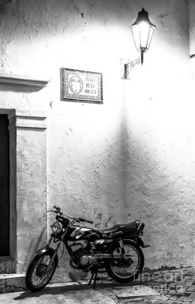 Photograph - Plaza De La Aduana In Cartagena by John Rizzuto