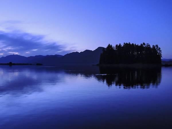 Photograph - Pleasant Bay Alaska At Dusk by NaturesPix