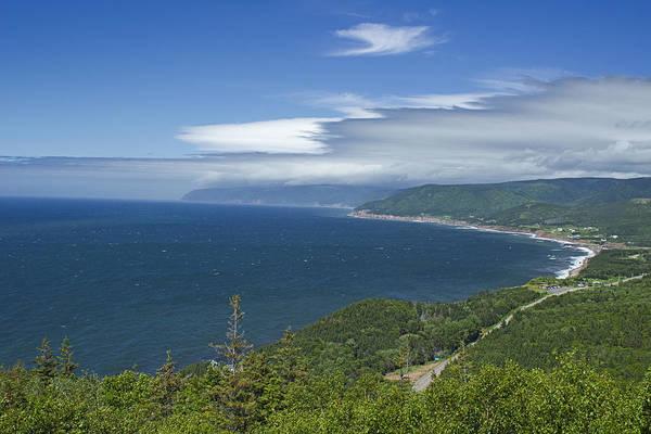 Cabot Trail Photograph - Pleasant Bay - Cape Breton Island by Spencer Bush