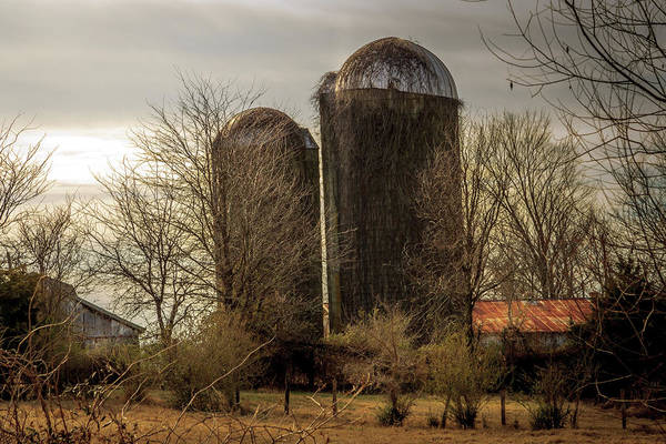 Photograph - Pleasant Hill Farm by Barry Jones