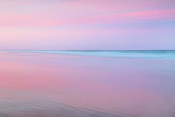 Tidal Photograph - Pleasant Horizons by Az Jackson
