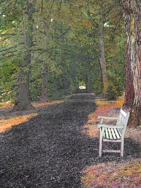 Wall Art - Photograph - Rest Stop by Gordon Beck