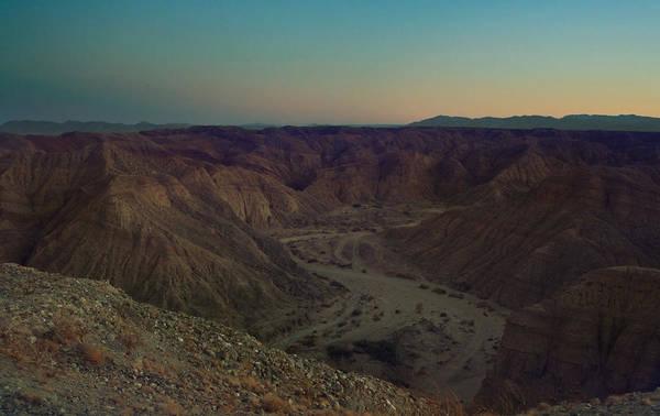 Desert Landscape Wall Art - Photograph - Please Stay Just A Little Bit Longer by Laurie Search