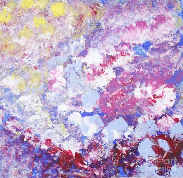 Painting - Pleasures by Sarahleah Hankes