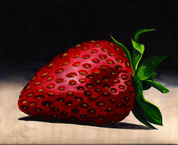 Painting - Plump And Juicy by Susan Vineyard