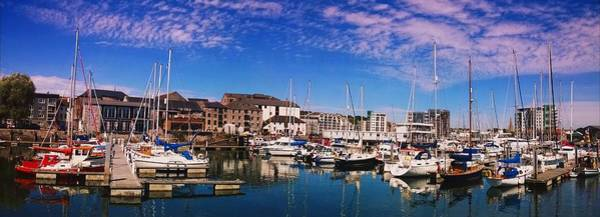 Wall Art - Photograph - Plymouth Barbican Vii. by Agnes V