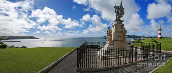 Photograph - Plymouth Hoe by Edmund Nagele
