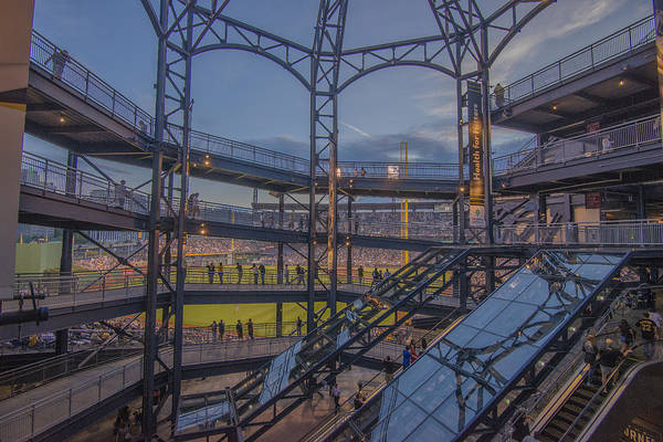 Photograph - Pnc Park Pittsburgh Pirates D by David Haskett II