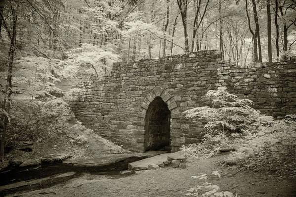 Photograph - Poinsett Bridge-ir-3 by Joye Ardyn Durham