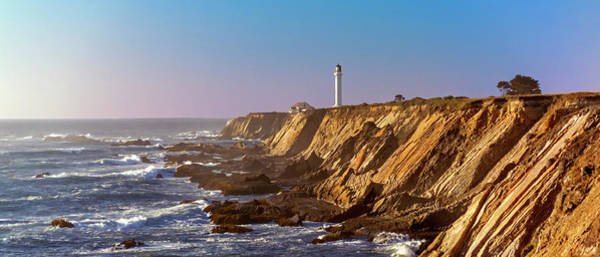 Photograph - Point Arena Lighthouse 2007 by Greg Reed
