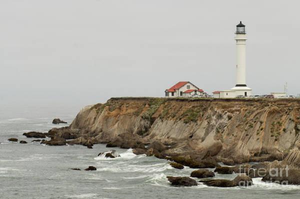 Wall Art - Photograph - Point Arena Lighthouse by Jennifer Ramirez