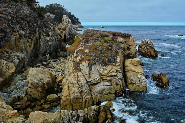 Photograph - Point Lobos by Kyle Hanson