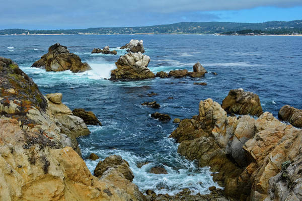 Photograph - Point Lobos State Marine Reserve by Kyle Hanson