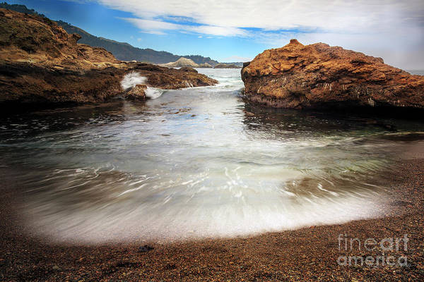 Photograph - Point Lobos - Weston Beach by Craig J Satterlee