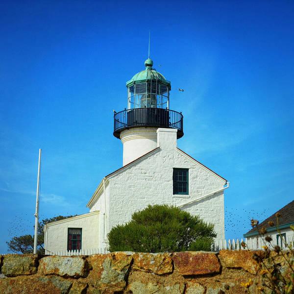 Photograph - Point Loma Lighthouse - San Diego by Glenn McCarthy Art and Photography